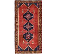 Link to 4' 8 x 9' 4 Hamedan Persian Runner Rug