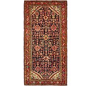 Link to 5' 2 x 10' 3 Nanaj Persian Runner Rug