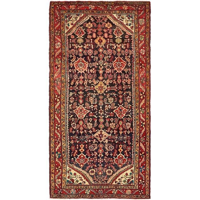 5' 2 x 10' 3 Nanaj Persian Runner Rug