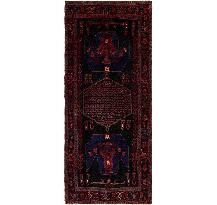 4' 8 x 11' 8 Sirjan Persian Runner Rug