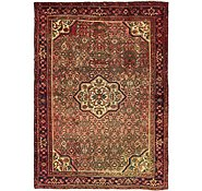 Link to 5' x 7' Hossainabad Persian Rug