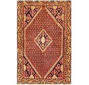 Link to 3' 10 x 5' 10 Farahan Persian Rug