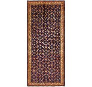 Link to 3' 7 x 8' 2 Farahan Persian Runner Rug