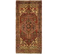 Link to 3' 7 x 7' 7 Zanjan Persian Runner Rug