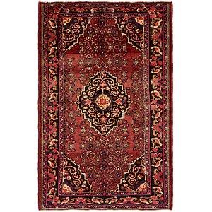 142cm x 213cm Gholtogh Persian Rug