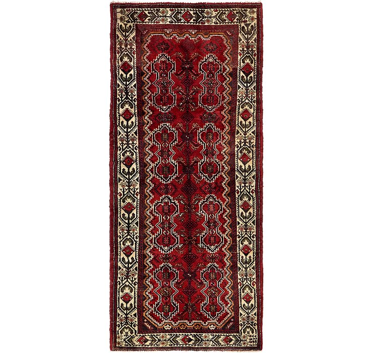 3' 5 x 8' 3 Darjazin Persian Runner...