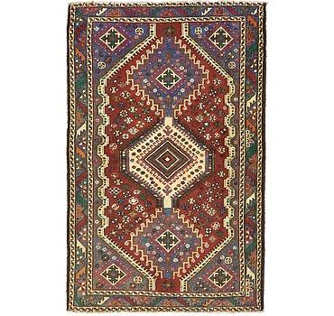 127x198 Shiraz Rug