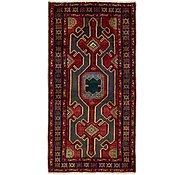 Link to 3' 7 x 6' 4 Khamseh Persian Rug