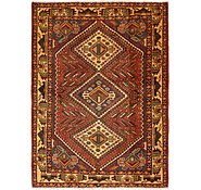 Link to 5' x 6' 10 Shiraz Persian Rug
