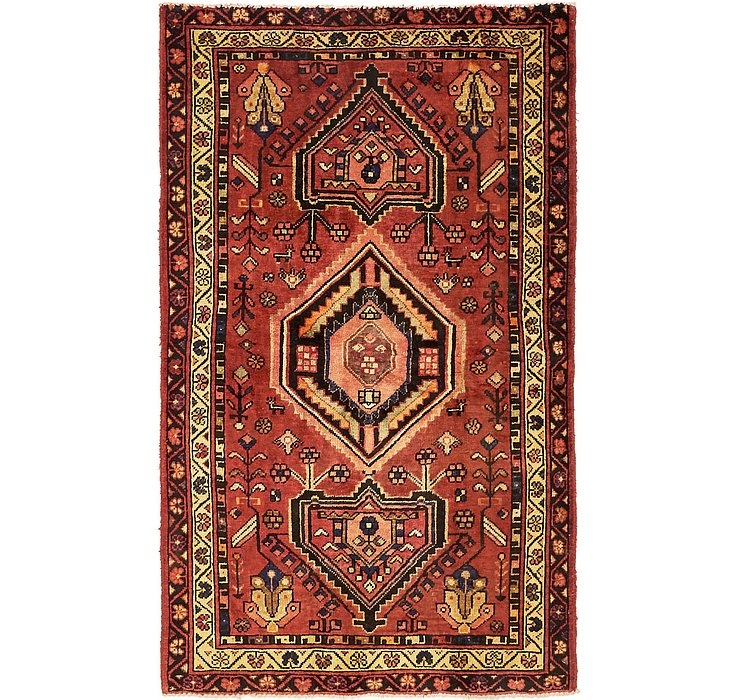 4' 3 x 6' 11 Farahan Persian Rug