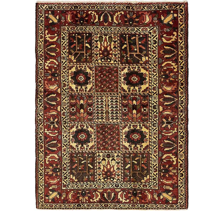 4' 11 x 6' 8 Bakhtiar Persian Rug