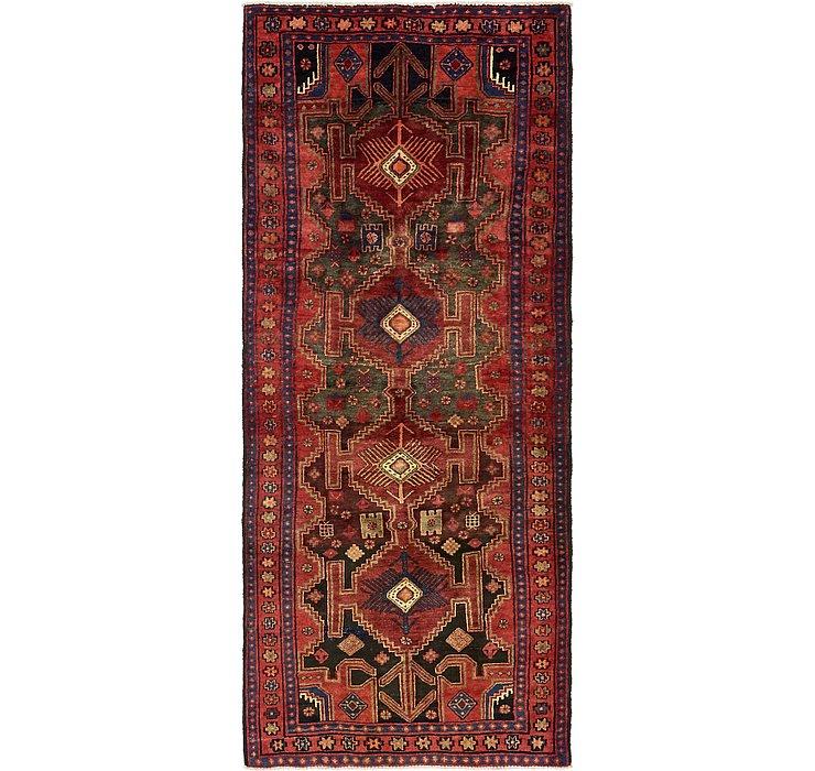 3' 7 x 8' 9 Sirjan Persian Runner Rug