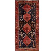 Link to 4' 5 x 9' 1 Hamedan Persian Runner Rug