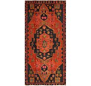 Link to 4' 2 x 8' 9 Hamedan Persian Runner Rug