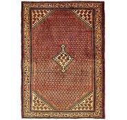 Link to 4' 6 x 6' 5 Farahan Persian Rug