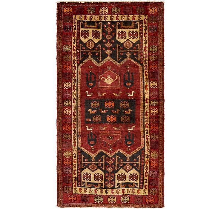 4' x 7' 10 Sirjan Persian Runner Rug