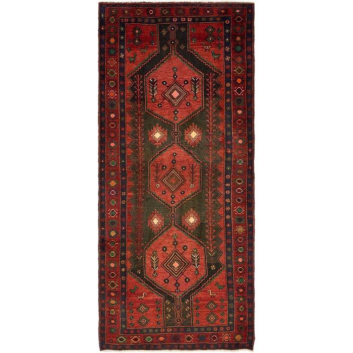 4' 2 x 9' 10 Sirjan Persian Runner Rug
