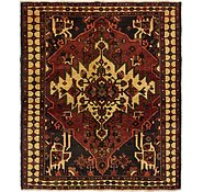 Link to 175cm x 205cm Bakhtiar Persian Rug
