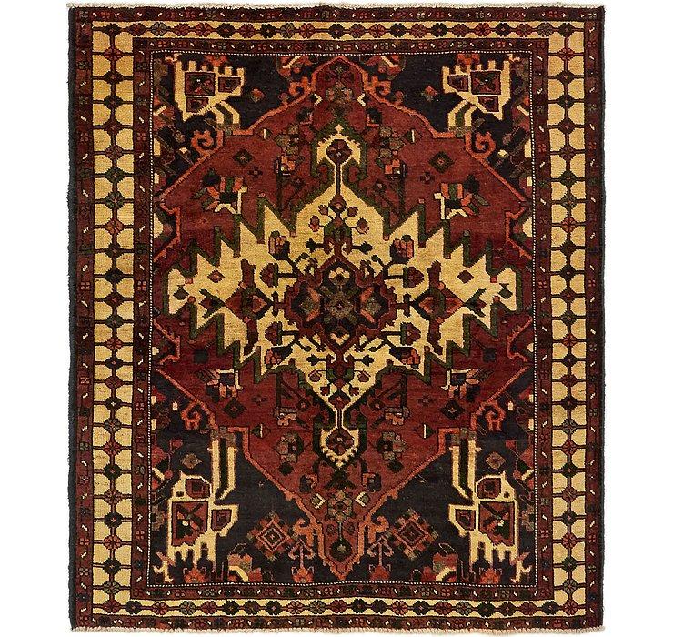 5' 9 x 6' 9 Bakhtiar Persian Rug