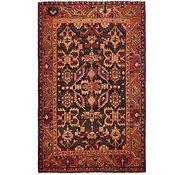 Link to 4' 5 x 7' 1 Ferdos Persian Rug