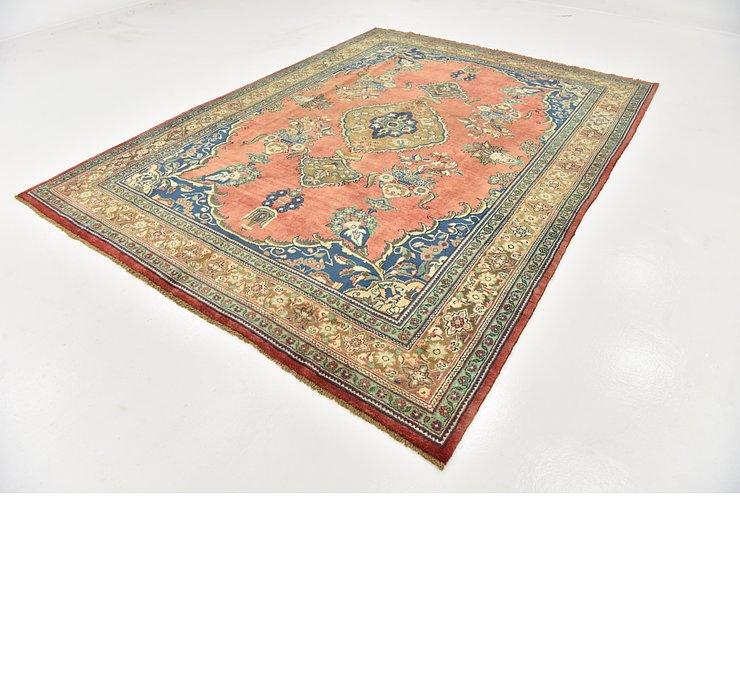 HandKnotted 8' x 11' Golpayegan Persian Rug