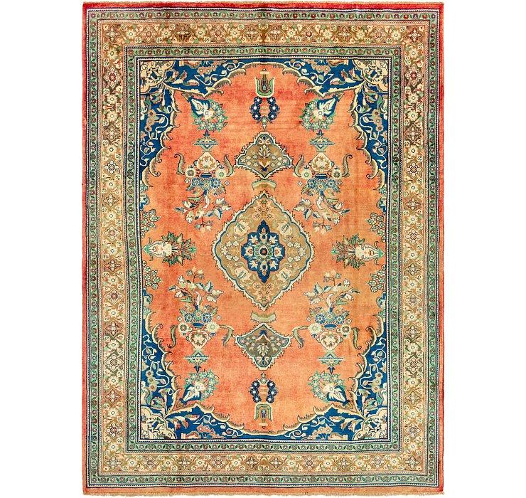 8' x 11' Golpayegan Persian Rug