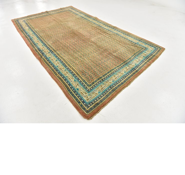 HandKnotted 6' 5 x 11' 2 Botemir Persian Rug