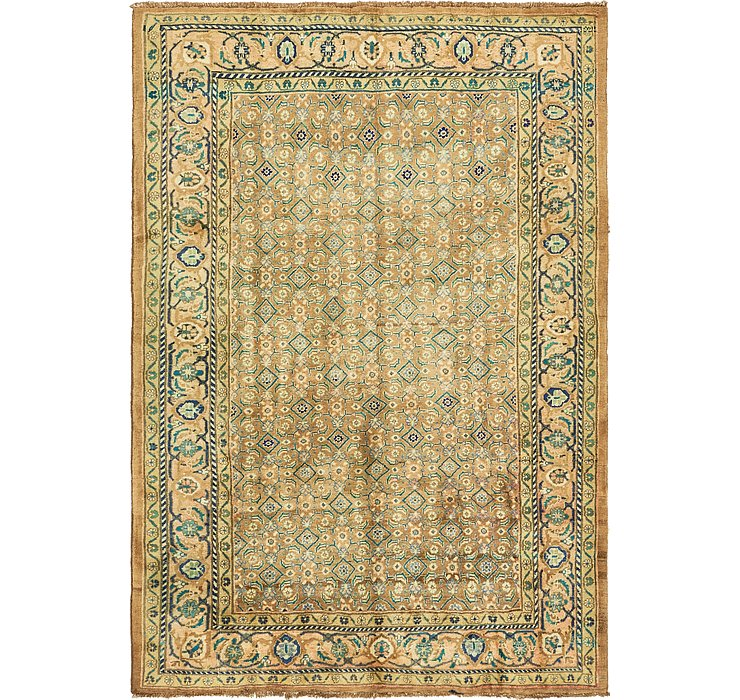6' 8 x 9' 9 Farahan Persian Rug