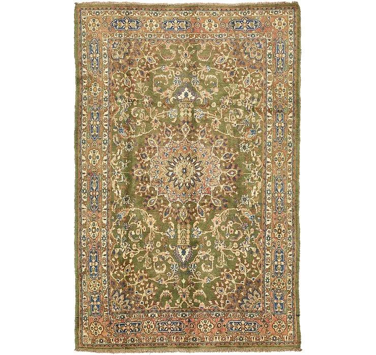 215cm x 338cm Nanaj Persian Rug