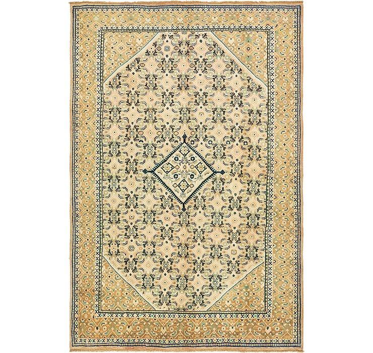 8' x 11' 10 Farahan Persian Rug