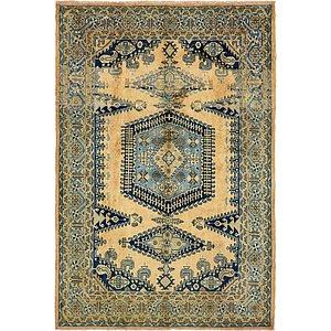 7' 8 x 11' 3 Viss Persian Rug