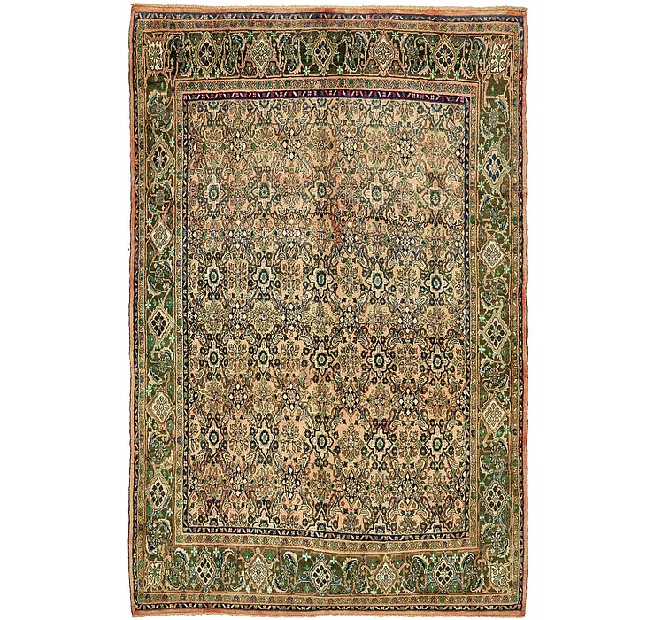 210cm x 302cm Nanaj Persian Rug