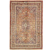 Link to 6' 7 x 9' 9 Mashad Persian Rug
