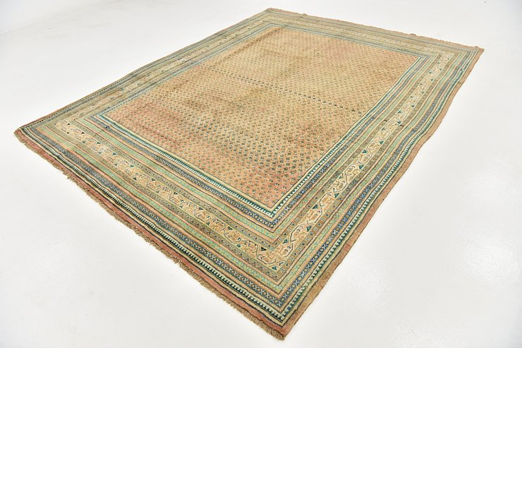 HandKnotted 8' 1 x 10' 5 Botemir Persian Rug
