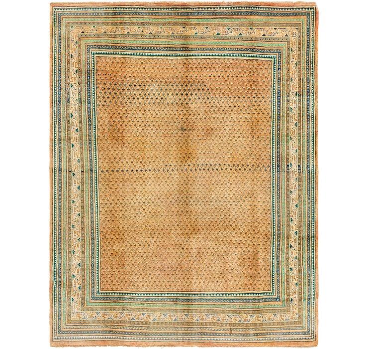 8' 1 x 10' 5 Botemir Persian Rug