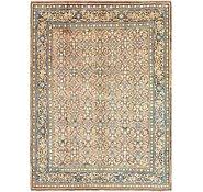 Link to 9' 7 x 13' Farahan Persian Rug