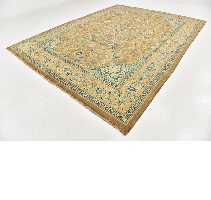 HandKnotted 10' x 13' 2 Meshkabad Persian Rug