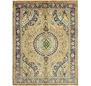 Link to 297cm x 385cm Tabriz Persian Rug
