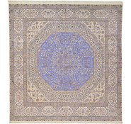 Link to 302cm x 315cm Nain Persian Square Rug