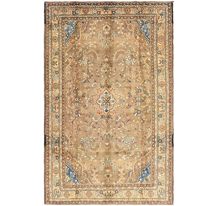 6' 7 x 10' 10 Nanaj Persian Rug