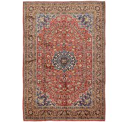 Link to 7' 11 x 11' 5 Sarough Persian Rug