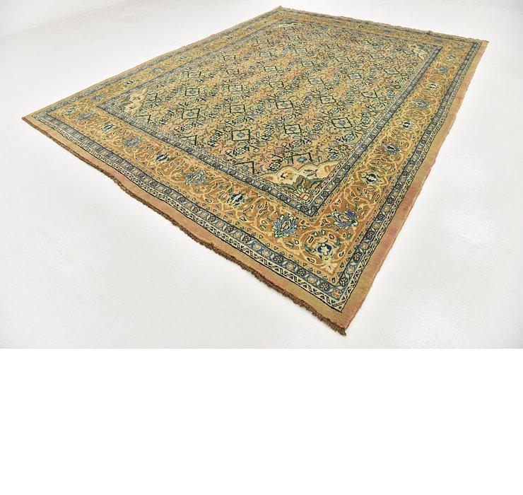 HandKnotted 9' 6 x 12' 10 Farahan Persian Rug