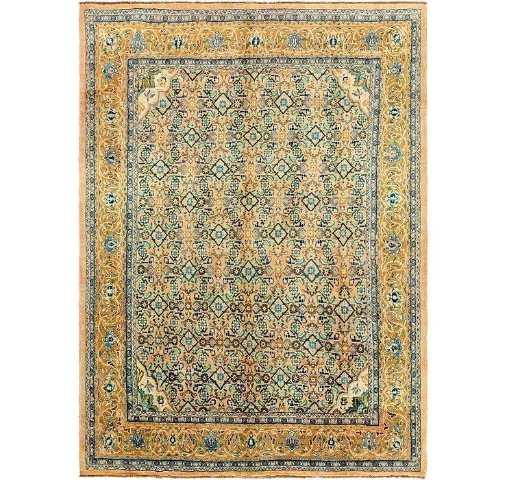 9' 6 x 12' 10 Farahan Persian Rug