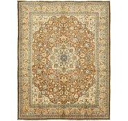 Link to 9' 10 x 13' Meshkabad Persian Rug