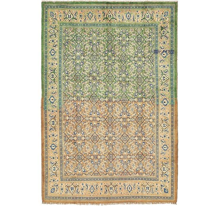 7' x 10' 4 Farahan Persian Rug