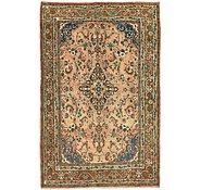 Link to 6' 8 x 10' 3 Nanaj Persian Rug