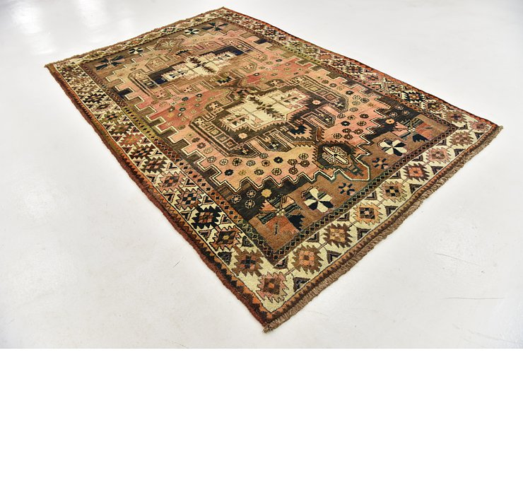 6' 6 x 9' 9 Bakhtiar Persian Rug
