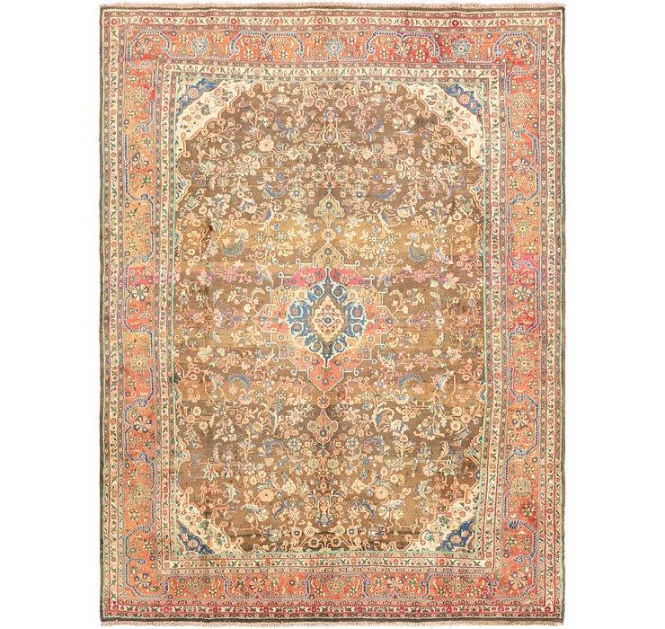 8' 5 x 11' 10 Shahrbaft Persian Rug