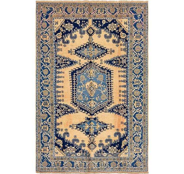 7' 3 x 11' 3 Viss Persian Rug