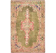 Link to 4' 6 x 6' 10 Gholtogh Persian Rug